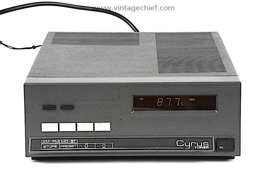 Cyrus Tuner One FM / AM