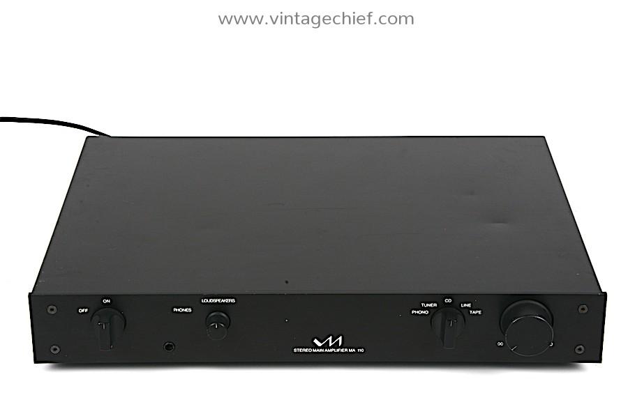 Van Medevoort MA 110 Amplifier