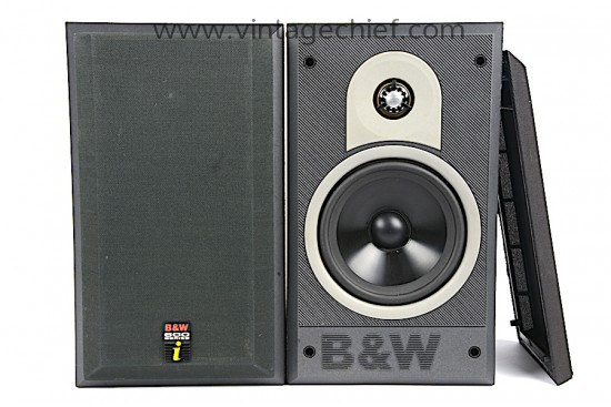 Bowers & Wilkins DM600i Speakers