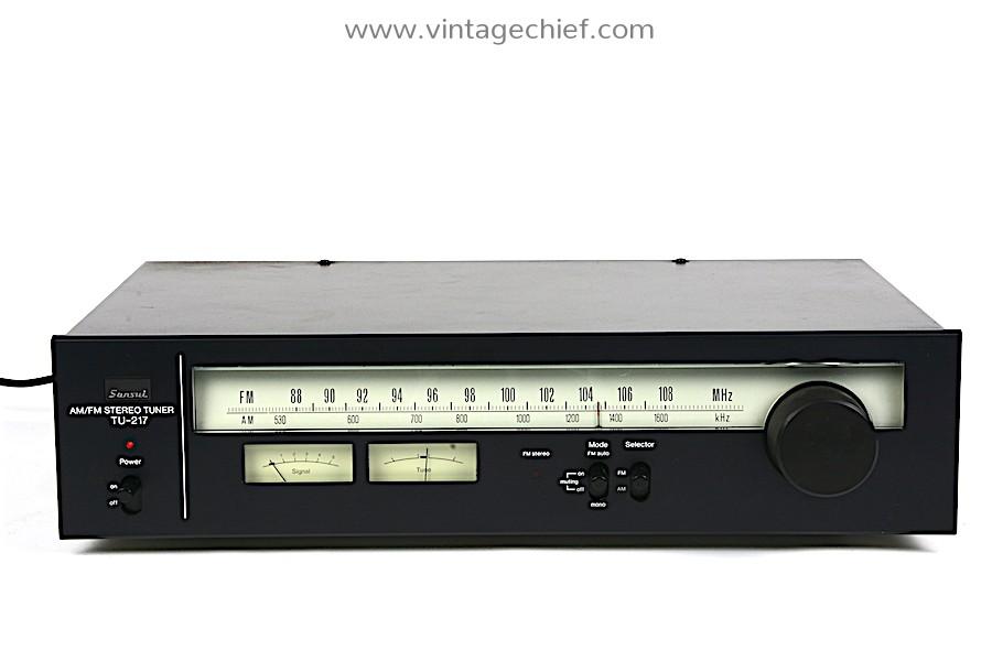 Sansui TU-217 FM / AM Tuner