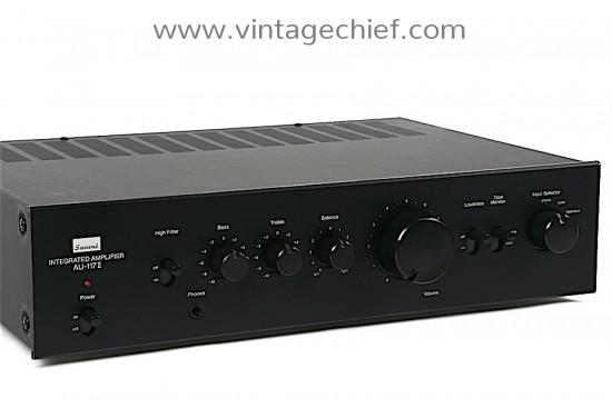Sansui AU-117 II Amplifier