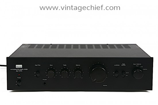 Sansui AU-117 II Amplifier