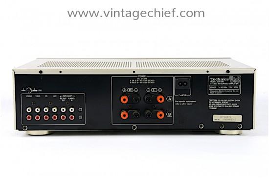 Technics SU-610 Amplifier