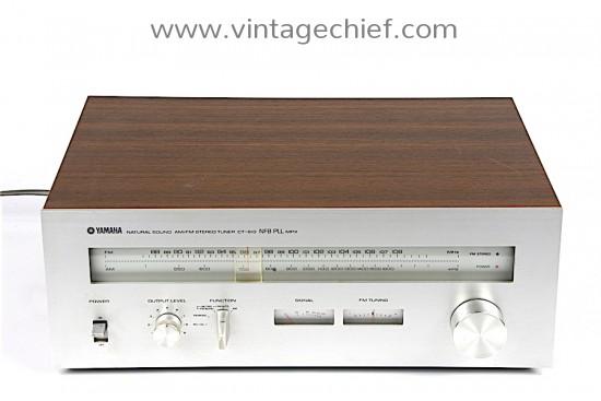Yamaha CT-610 FM / AM Tuner