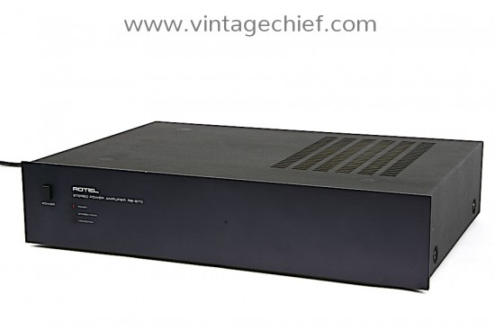 Rotel RB-870 Power Amplifier