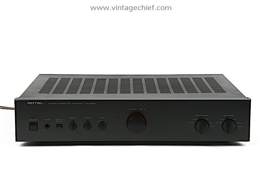 Rotel RA-940BX Amplifier