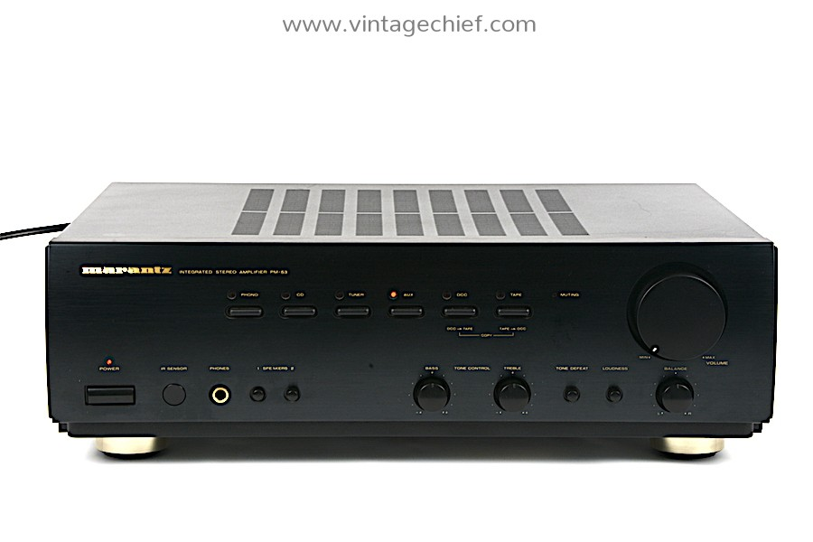Marantz PM-53 Amplifier