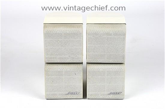 Bose Acoustimass Series II Cube Speakers
