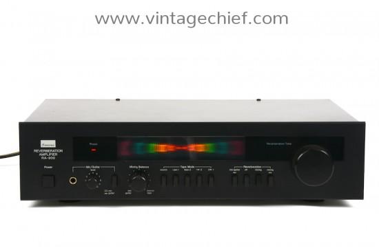 Sansui RA-900 Reverberation Amplifier