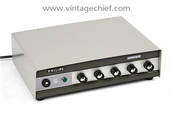 Philips AG9016 Tube Amplifier