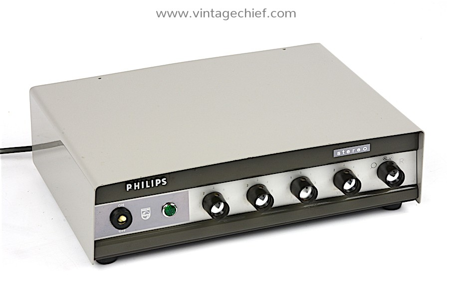 Philips AG9016 Tube Amplifier