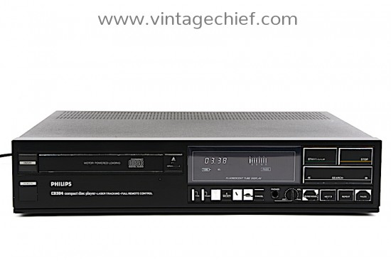 Philips CD304 CD Player