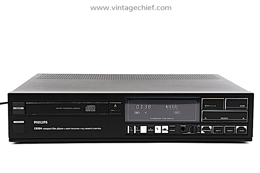 Philips CD304 CD Player