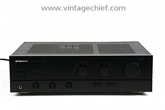 Pioneer A-335 Amplifier