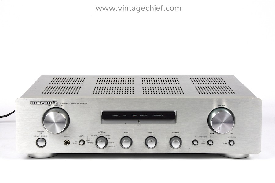Marantz PM4001 Amplifier