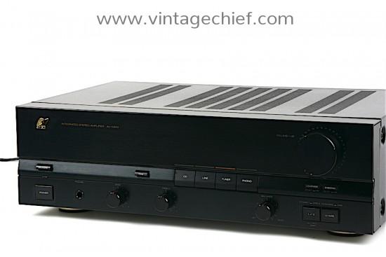 Sansui AU-X201i Amplifier