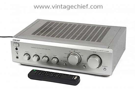 Sony TA-FE520R Amplifier