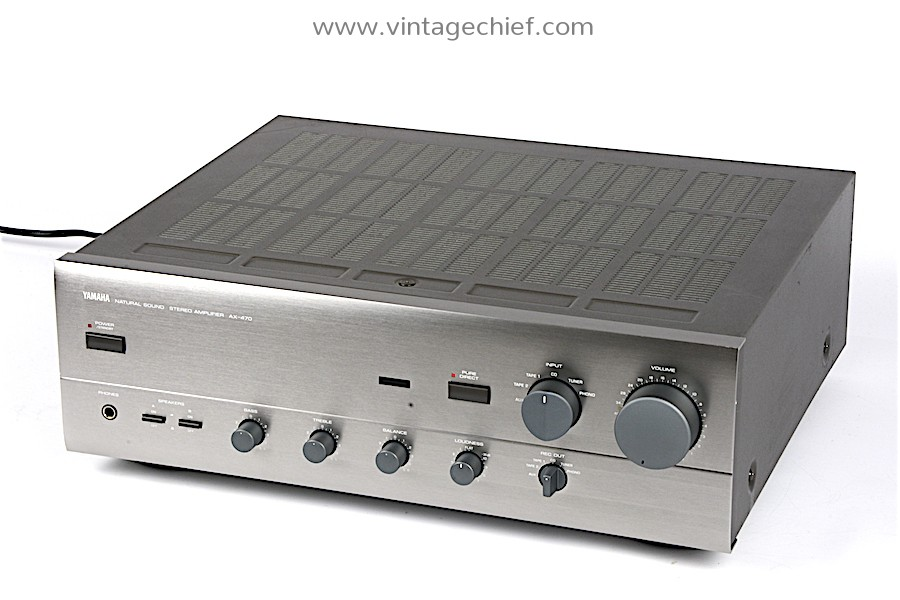 Yamaha AX-470 Amplifier