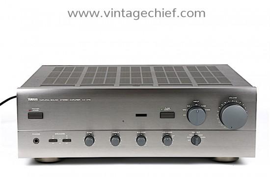 Yamaha AX-470 Amplifier