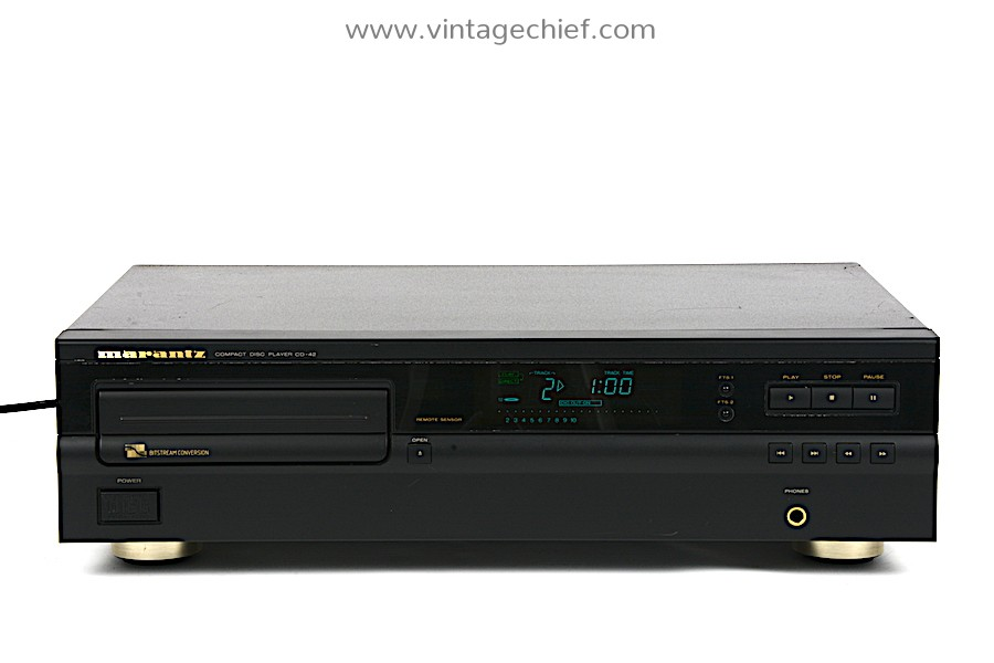 Marantz CD-42 CD Player