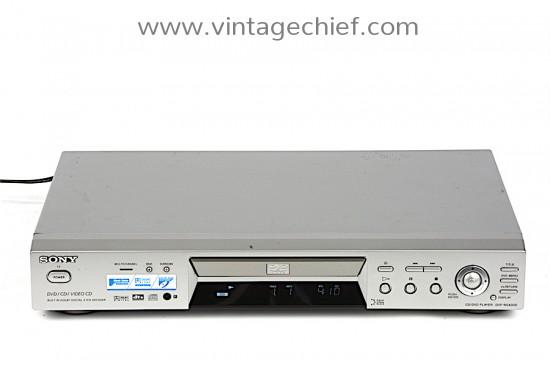 Sony DVP-NS400D CD / DVD Player