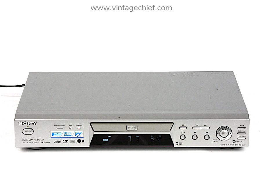 Sony DVP-NS400D CD / DVD Player