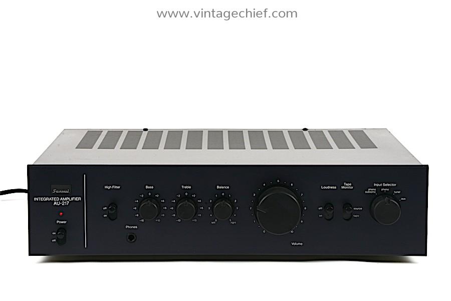 Sansui AU-217 Amplifier