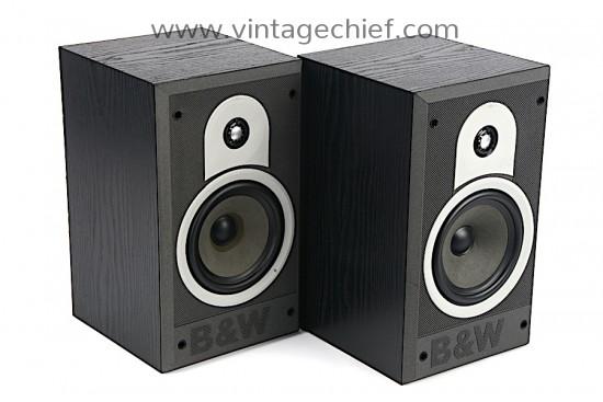 Bowers & Wilkins DM550 Speakers