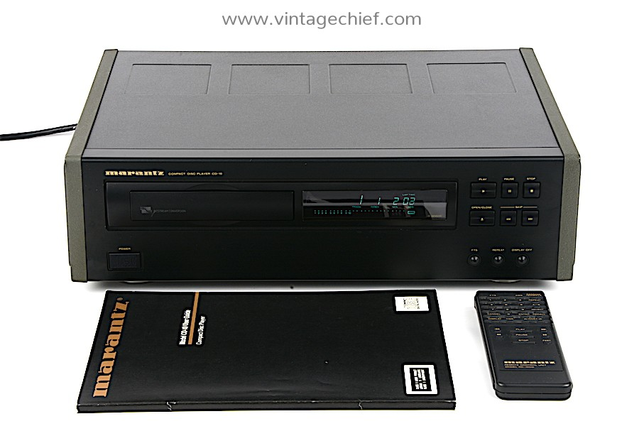 Marantz CD-10 CD Player