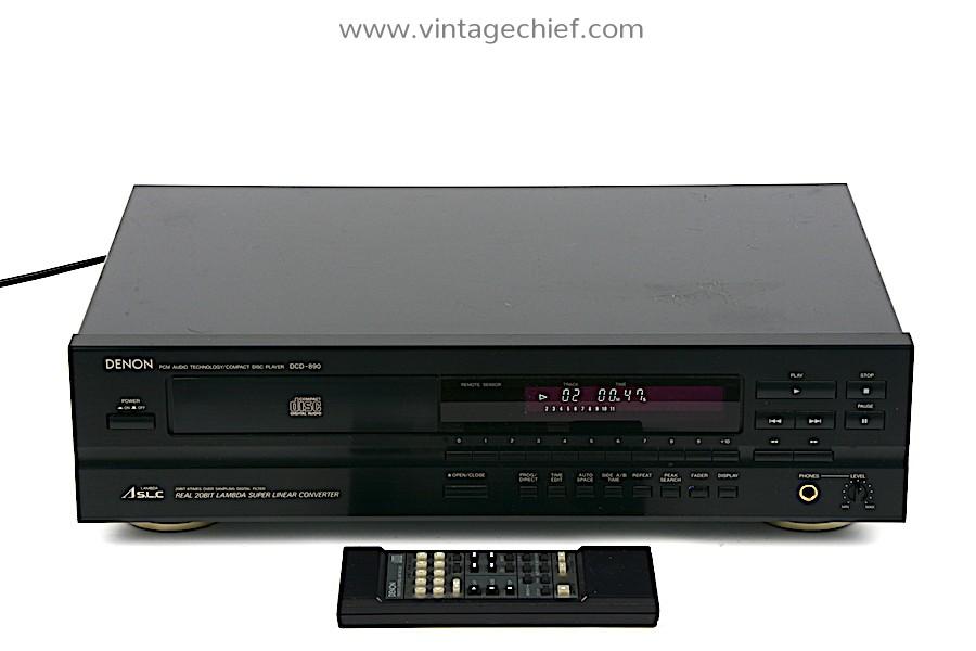 Denon DCD-890 CD Player