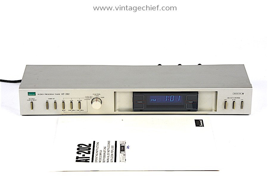 Sansui AT-202 Audio Program Timer