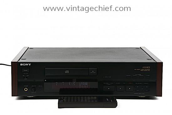 Sony CDP-X559ES CD Player