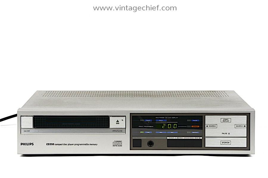 Philips CD350 CD Player