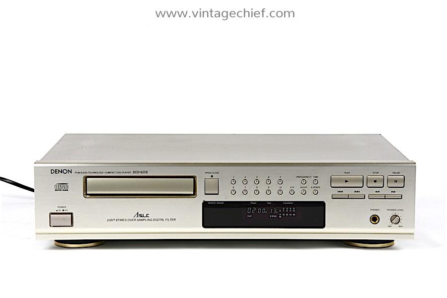 Denon DCD-625 II CD Player