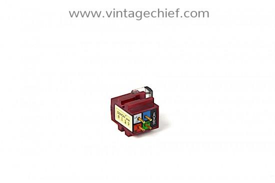 Denon DL-110 MC Phono Cartridge + Stylus