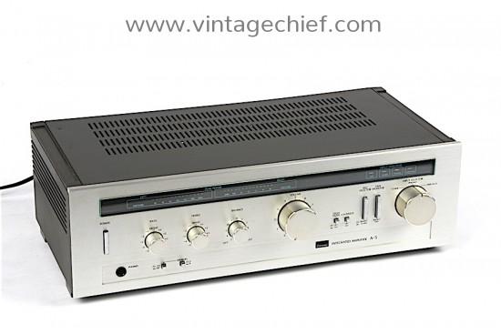 Sansui A-5 Amplifier