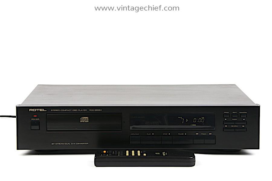 Rotel RCD-965BX CD Player