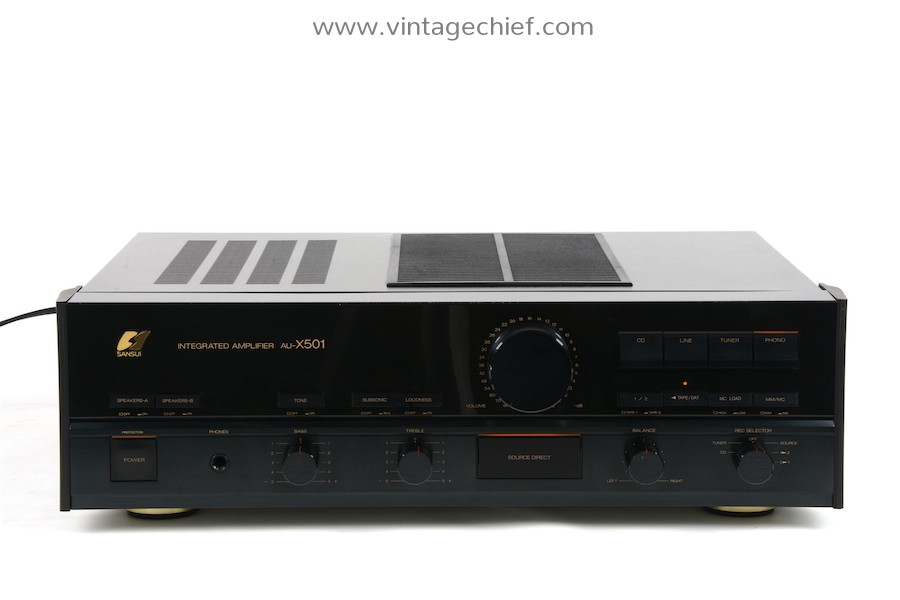 Sansui AU-X501 Amplifier