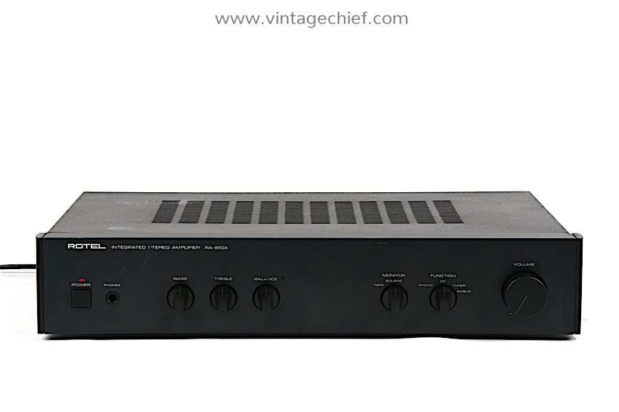 Rotel RA-810A Amplifier