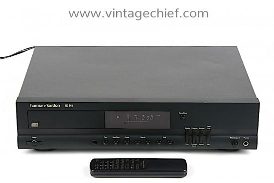 Harman Kardon HD 740 CD Player