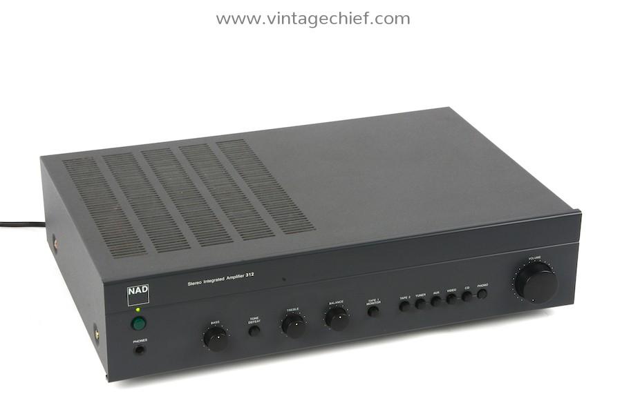 NAD 312 Amplifier