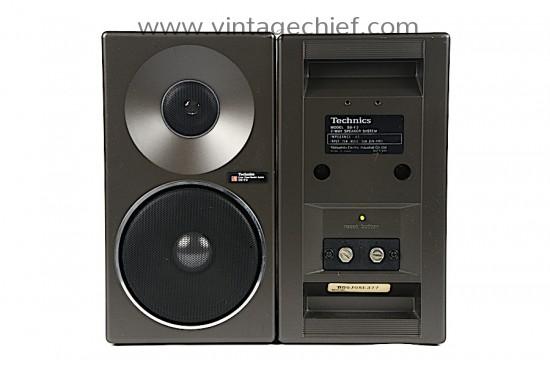 Technics SB-F2 Speakers