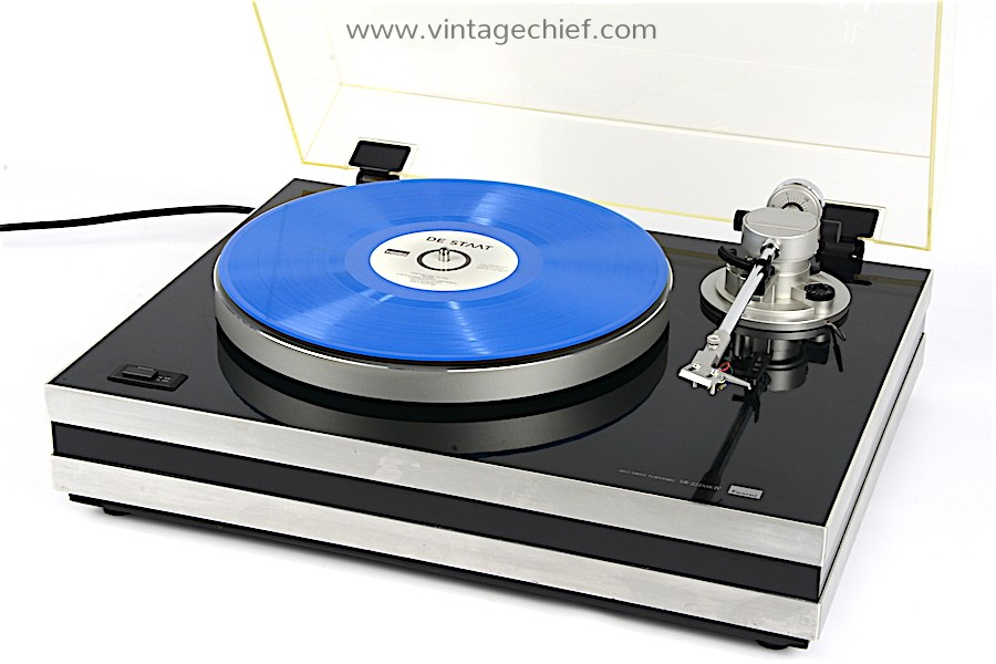 Sansui SR-222 MKIV Turntable