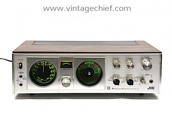 JVC 4MM-1000 4 Channel Receiver