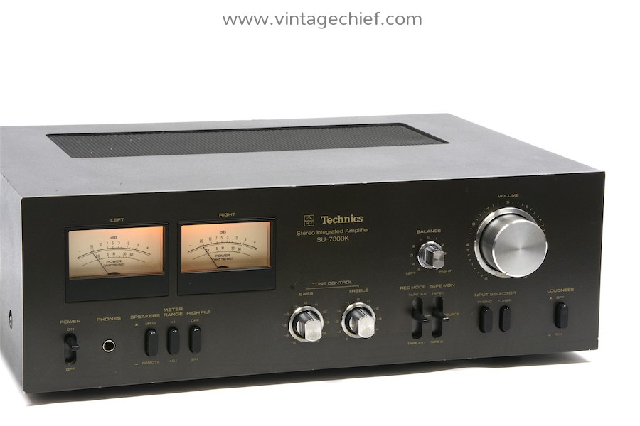 Technics SU-7300K Amplifier