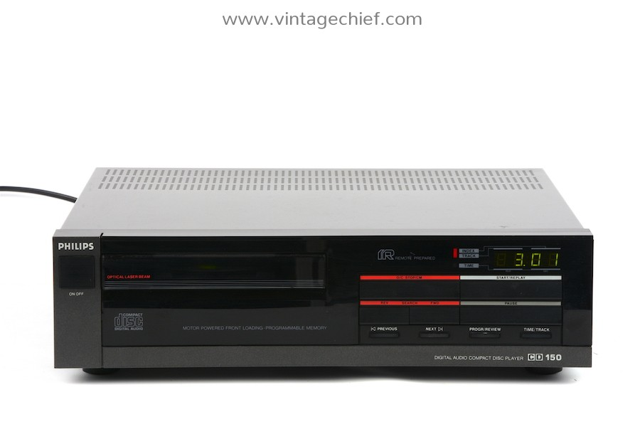 Philips CD 150 CD Player