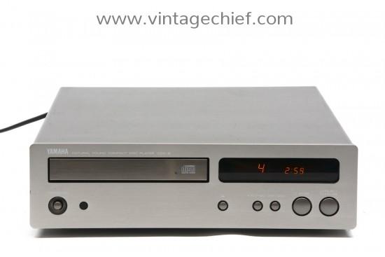 Yamaha CDX-9 CD Player