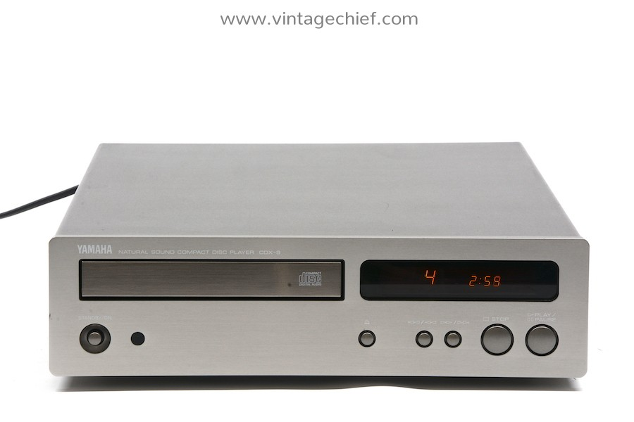 Yamaha CDX-9 CD Player