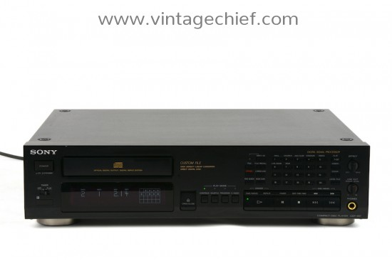 Sony CDP-997 CD Player