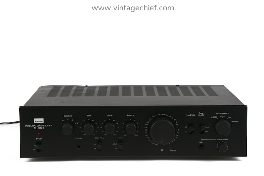 Sansui AU-317 II Amplifier
